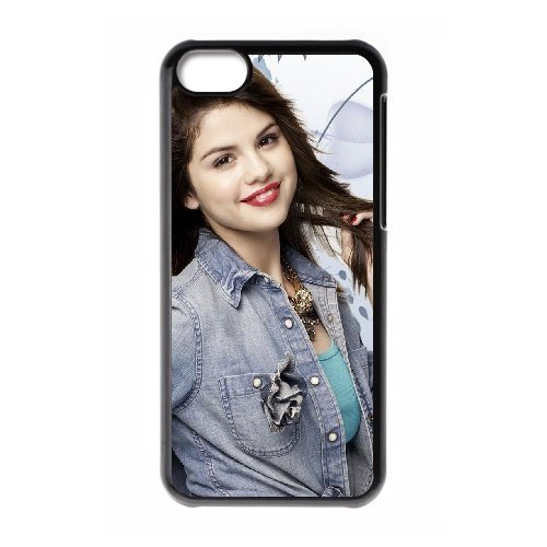 LP-LG Phone Case Of Selena Gomez For Iphone 5C [Pattern-6] Pattern-1