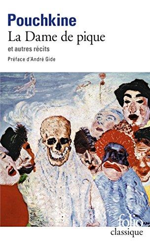 La dame de Pique : Récits de feu Ivan Pétrovitch Bielkine, Doubrovski par Alexandre Pouchkine