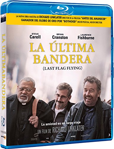 La Ultima Bandera [Blu-ray]