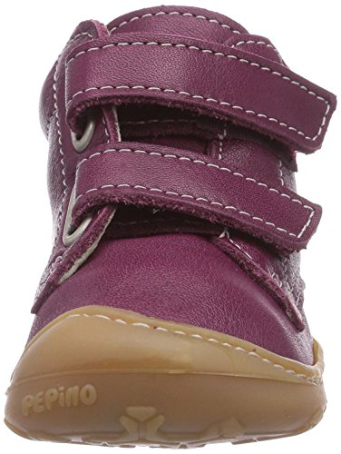 Ricosta Chrisy, Chaussures bateau fille Rose - Pink (fuchsia 361)