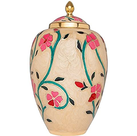Funeral Urn by Liliane - Cremation Urn for Human Ashes