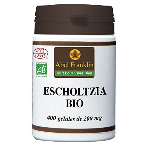 escholtzia-bio-400-gelules