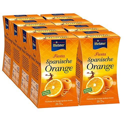 Meßmer Fiesta Spanische Orange 8er Pack -