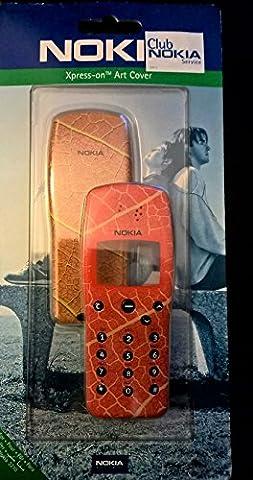 Nokia Cover Autumn Leaf für 3210