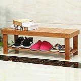 Y-Yang Schuhständer Schuh-Zahnstange/Hölzerner Schuh-Zahnstange/Kinder Schuhe Rack/Schuhaufbewahrung Rack/Moderne Minimalist/Regalhalter / Multifunktions-Schuh-Zahnstange (3 Größen) Shoe Stand