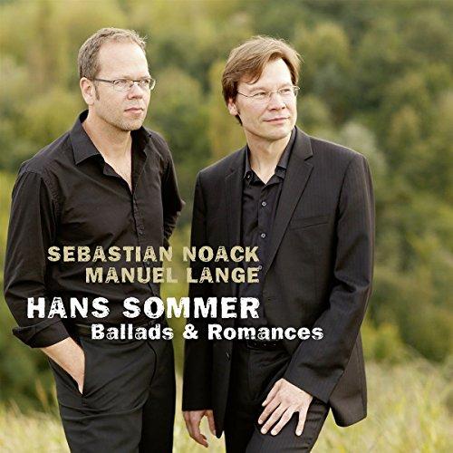 Hans Sommer : Ballades et Romances. Noack, Lange.