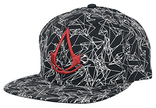 Assassin's Creed - All Over Printed Snapback Cap / Cappello