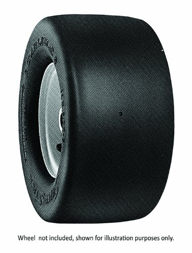 Oregon 70–306 9 x 350–4 CARLISLE Slick Tubeless Tire 4-lagig