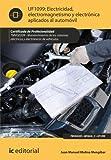 Image de Electricidad, electromagnetismo y electrónica aplicados al automóvil. TMVG0209