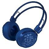 Arctic P604 Wireless - Bluetooth on-Ear Kopfhörer mit Mikrofon I Kabelloses Headset mit Bluetooth 4.0 & NFC-Pairing I Neodym-Treiber I Leichte Smartphone-Kopfhörer - Blau