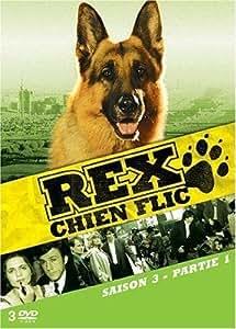 Rex chien flic, saison 3, partie 1