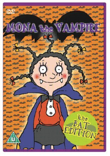 Mona The Vampire - HALLOWEEN BAT EDITION New Adventures Of Mona/Two Magicians [2 DVDs] [UK Import]