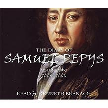 Diary of Samuel Pepys: 1664-1666 v. 2