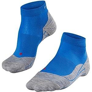 FALKE Damen RU4 Short Running Socken Laufsocken – Baumwollmischung, 1 Paar, versch. Farben, Größe  35-42 – Feuchtigkeitsregulierend, schnelltrocknend, mittelstarke Polster
