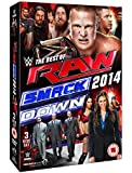 WWE: The Best Of Raw And Smackdown 2014 [3 DVDs] [UK Import]