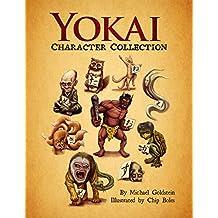 Yokai Character Collection (English Edition)