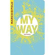 MARCO POLO My Way Reisetagebuch Citymap