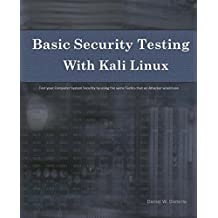 Basic Security Testing with Kali Linux