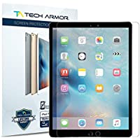 """Tech Armor - 2 protectores de pantalla para iPad Pro (9,7"""") de Apple - Antirreflejos y antihuellas dactilares"""