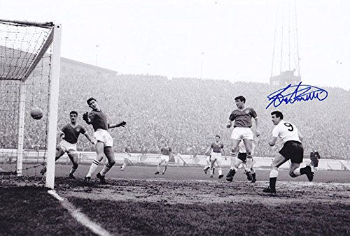 SALE-20-OFF-RRP-GUARANTEED-AUTHENTIC-TOT-007-HAND-SIGNED-12×8-PHOTO-TOTTENHAM-1961-BOBBY-SMITH