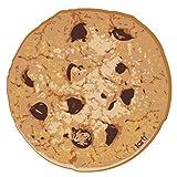 1art1 77985 Süßigkeiten - Chocolate Cookie Poster-Sticker Tattoo Aufkleber 9 x 9 cm