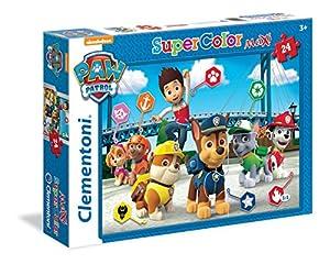 Clementoni 24049 - Patrulla Canina Maxi Puzzle, 24 Piezas