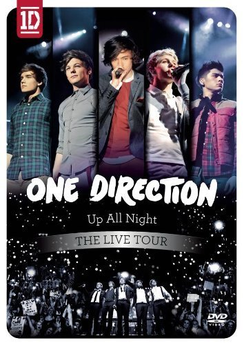 One Direction: Up All Night - The Live Tour (U.S. Version) by One Direction (One Direction Live-dvd)