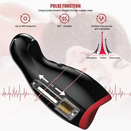 Zoom IMG-1 massaggiatori elettrici funzione di impulso