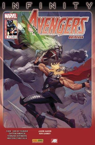Avengers Universe 013 Infinity