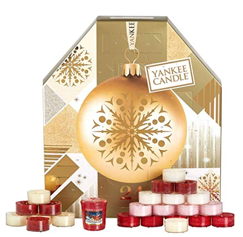 YANKEE CANDLE Adventskalender 2018