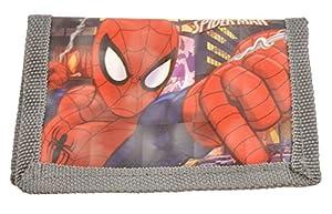 CORIEX m90540AS-Cartera, Spider Man Fan de Pulsera, Varios Juguetes