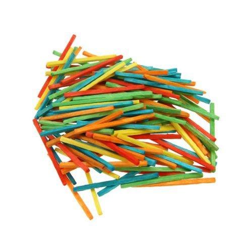 Matchsticks, Coloured (500)