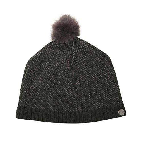 EMU Strickmütze KHANCOBAN schwarz - (W03086PP BLACK)