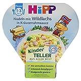 Hipp Nudeln mit Wildlachs in Kräuterrahmsauce, 250 g