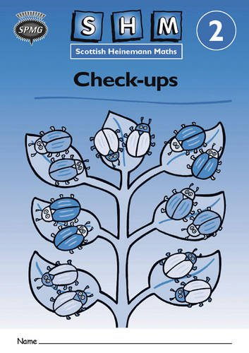 Scottish Heinemann Maths 2: Check-up Workbook 8 Pack: Check-up Workbook Year 2