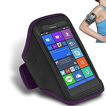 Nokia Lumia 650, 635, 735 Running Jogging Armband, Smash ...
