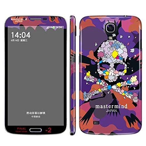 EVTECH (TM) für Samsung Galaxy i9200 i9205 Mega 6.3 Full Body Vinylabziehbild-schützende Haut Aufkleber Bunte Haut (Bunte Blatt-baum-aufkleber)