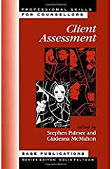 Client Assessment (Professional Skills for Counsellors Series) Paperback