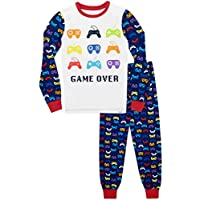 Harry Bear Boys Gaming Pyjamas Snuggle Fit