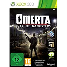 Omerta - City of Gangsters - [Xbox 360]