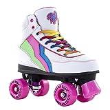 Rio Roller Classic II Kinder Schlittschuhe, Unisex,Mehrfarbig/(Candy),29 EU (UK: 11J)