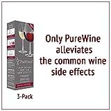 Varita filtro para vino - Filtra la histamina y el sulfito - Saborear el vino, evitar los efectos secundarios.