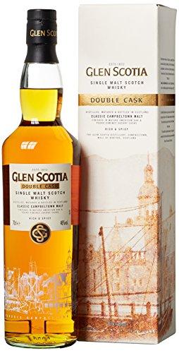 Glen Scotia Double Cask mit Geschenkverpackung (1 x 0.7 l)