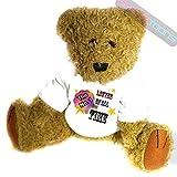 No1. Número Uno abogado regalo oso de peluche para mejor abogado impreso Teddy T Shirt