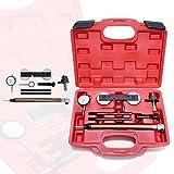 Aufun Motor Steuerkette Werkzeug Steuerkettenwerkzeug Einstellwerkzeug geeignet Satz für VW VAG 1.2 TSI TFSI und 1.4 1.6 FSI, 8-TLG.