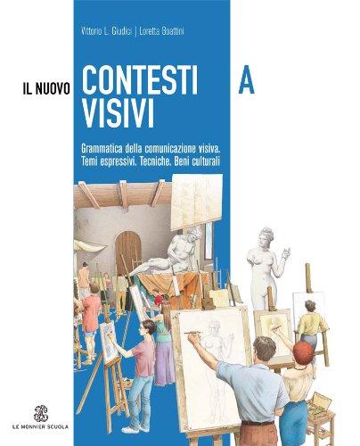Il nuovo Contesti visivi. Vol. A-B-C-D-E. Per la Scuola media