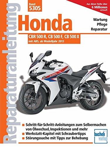 Preisvergleich Produktbild Honda CBR 500 R (Reparaturanleitungen)