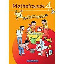 Mathefreunde - Nord/Süd - alle Ausgaben: 4. Schuljahr - Ferienheft