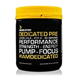 Dedicated Nutrition - PRE 210g Booster Lemon COLA - NEU!