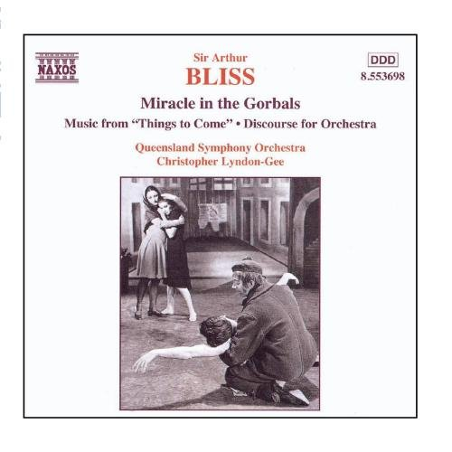51SonXtQq1L - NO.1 BEAUTY# Bliss: Miracle in the Gorbals / Music from Things to Come / Discourse Reviews  Best Buy price